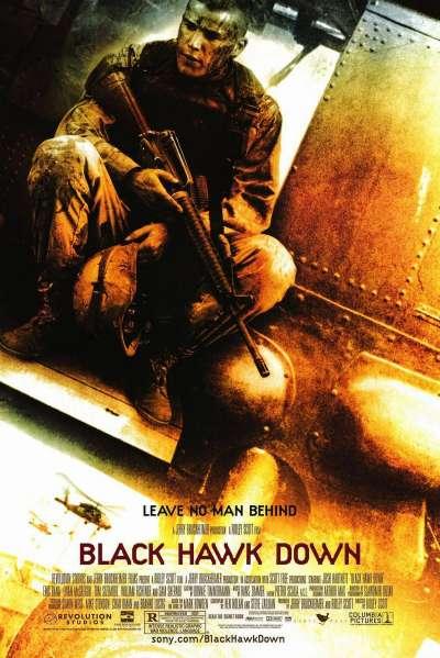 遊騎兵與三角洲部隊在非洲的苦戰,2001年被改編為電影《黑鷹計劃》(Black Hawk Down)。