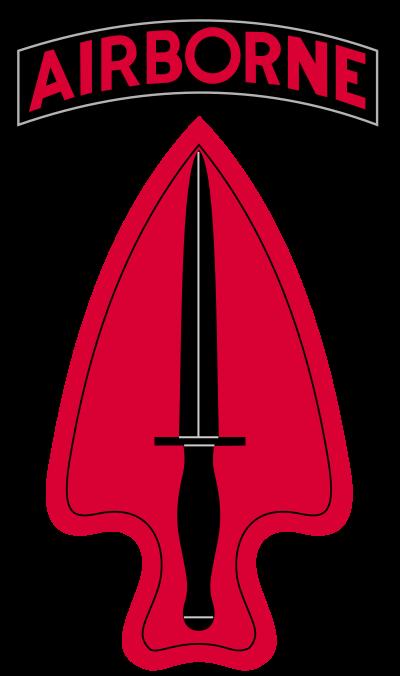 美軍三角洲部隊的徽章。(維基百科/公用領域)
