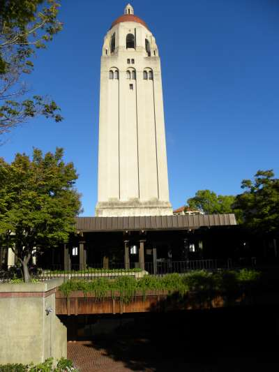 美國胡佛研究所(Hoover Institution)(Carrite@Wikipedia / CC BY-SA 3.0)