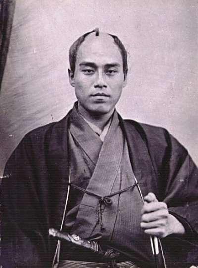 福澤諭吉。(圖/維基百科)