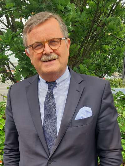 20191108-世界醫學會主席10月在喬治亞首都第比利斯召開大會,圖為大會主席Frank Ulrich Montgomery。(資料照,取自維基百科)