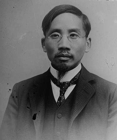 20191108-前北京大學校長蔡元培。(資料照,取自維基百科)