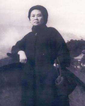 白色恐怖時期死亡的女記者沈嫄璋。(圖/維基百科)