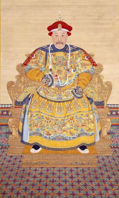 嘉慶皇帝(圖/維基百科)