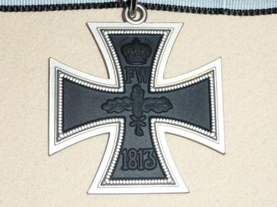 20191115-大鐵十字勳章──圖片摘自《維基百科》之「鐵十字勳章」(作者提供)