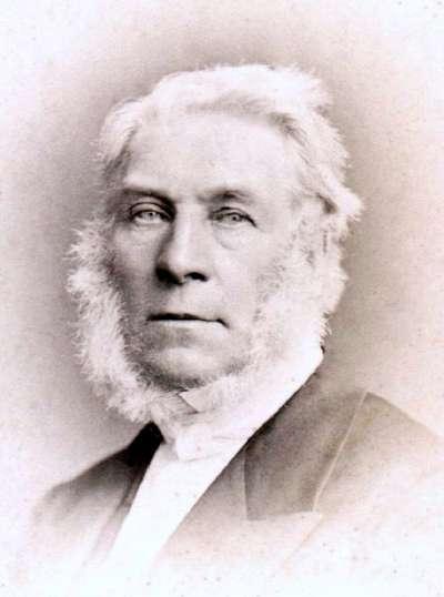 19世紀英國氣象學家詹姆斯.葛萊舍(James Glaisher)。(圖/取自Wikipedia)