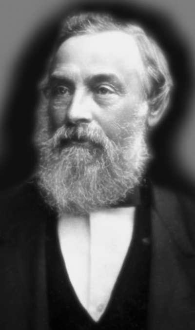 葛萊舍當時的飛行搭檔亨利.考克斯維爾(Henry Coxwell)(圖/取自Wikipedia)