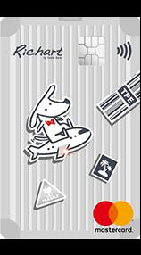 台新 FlyGo卡(圖/取自台新銀行)