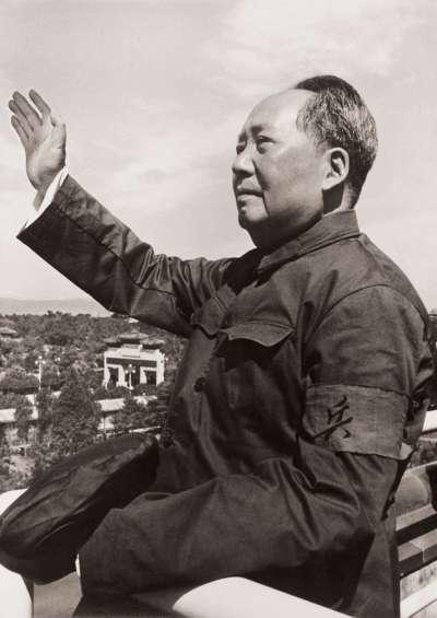20200103-毛澤東。(資料照,取自維基百科)