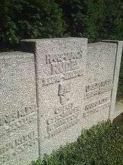 位於泰倫霍芬的魯德爾之墓(圖/維基百科)