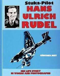 魯德爾自身的「戰時回憶錄」《斯圖卡飛行員》(圖/維基百科)