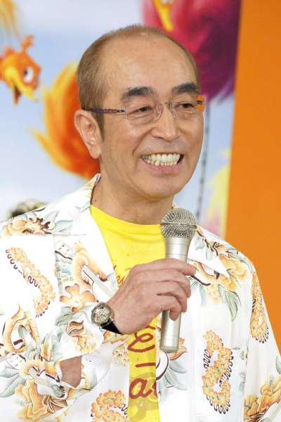 日本知名藝人志村健29日不幸病逝,享壽70歲。(美聯社)