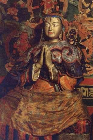 尼泊爾公主波利庫姬(Bhrikuti Devi,譯者注:藏人稱尺尊公主)。(圖/維基百科公有領域)