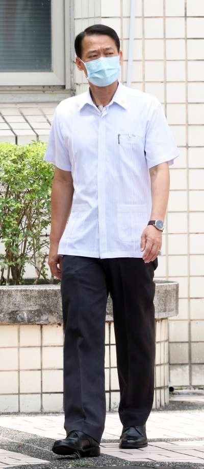 20200604-副侍衛長柳惠千兼任的內衛主任一職,將由李慶然少將(見圖)接任。(資料照,蘇仲泓攝)