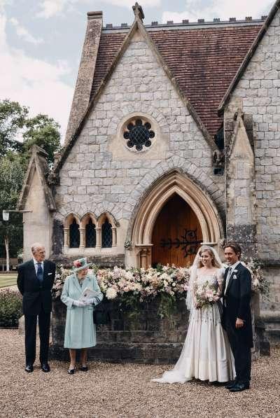 英國碧翠絲公主婚禮(美聯社)