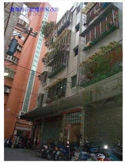 上週蘆洲法拍公寓43人搶標。(寬頻房訊提供)