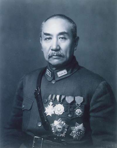 閻錫山(圖/維基百科)