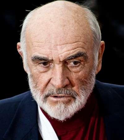 好萊塢影帝史恩康納萊(Sean Connery)(Stuart Crawford@Wikipedia / CC BY-SA 3.0)