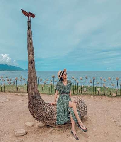 東部過年走春景點-台東加路蘭海岸。 (圖/yuan__117, Instagram)