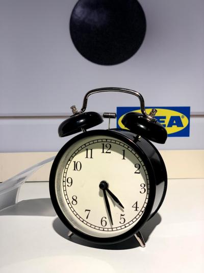 DEKAD 鬧鐘(圖/作者提供)