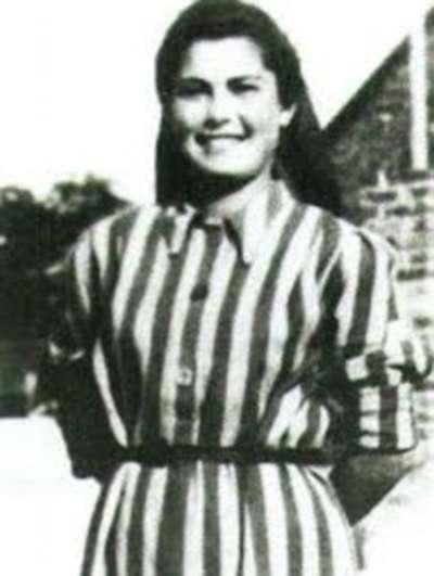 斯洛伐克籍猶太少女史東諾娃Helena Citronova。(擷取自網路)