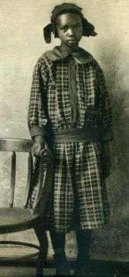 11的非裔女孩莎拉·雷克托憑藉油礦躍身當地富豪。(圖/維基百科)