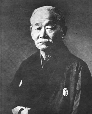 嘉納治五郎(維基百科公有領域)