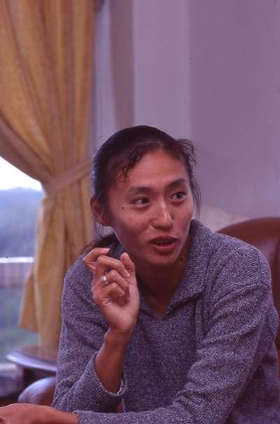 剛拿下金牌榮譽就想要退休,當年王惠珍的宣言讓許多人感到大惑不解。(新新聞資料照)