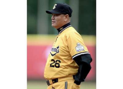 20210830-前兄弟象名將、總教練王光輝癌逝。(取自台灣維基棒球館)