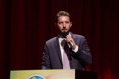 新能源領袖論壇,Google全球能源政策及市場開發經理Marsden Hanna