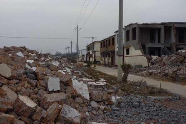 當家園被劃成遺址有多悽慘?整村拆遷蓋博物館,居民6年流浪…揭中國「文明工程」陰暗面