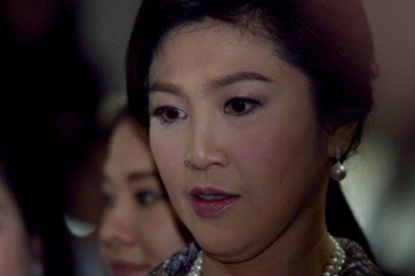 泰國司法當局正式起訴前總理穎拉