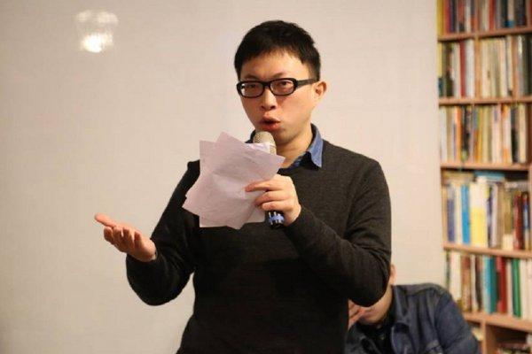 318專訪魏揚:神有委屈 也很孤獨