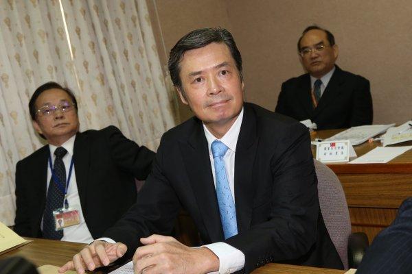金溥聰離開國安會 政軍兵推被迫延至9月