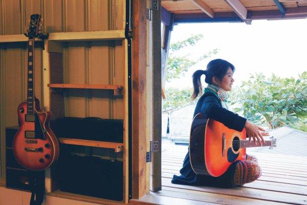 花蓮:住在海邊的小房子做音樂單曲