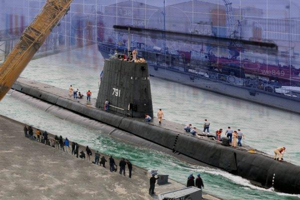 觀點投書:韓國行,台灣為何不行?淺釋潛艦工業