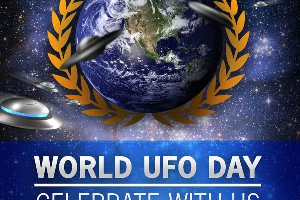 UFO魅力依舊 飛碟迷歡慶「世界幽浮日」