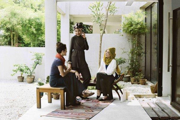 Uniqlo首次推出伊斯蘭服飾,不是穆斯林穿起來也很時尚!