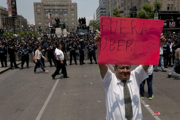 全球爭議聲中 Uber逆風高飛