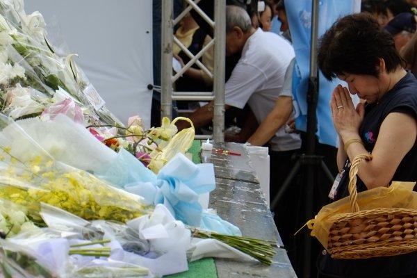 「感謝羅瑩雪」 受害者解青雲母親:要讓鄭捷父母知道被害人的痛