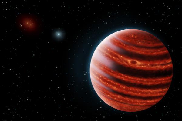 幼齒「類木星」現蹤 有助了解行星生成