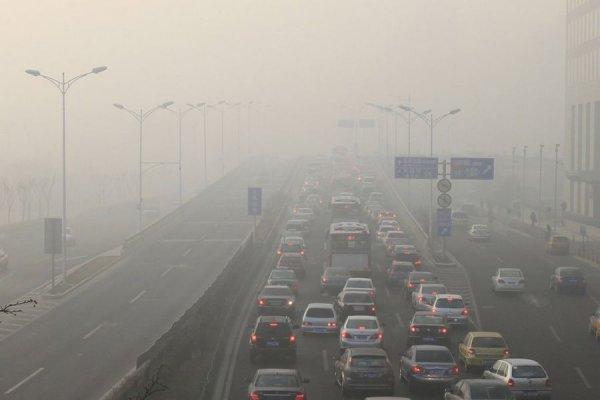 東北季風增強 明將挾帶北京霧霾來台