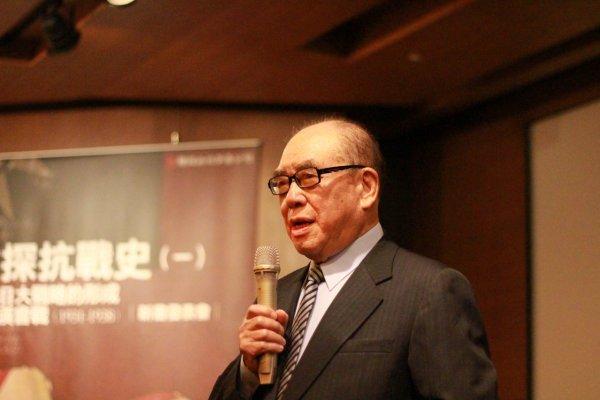 方旭觀點:走過台灣威權轉型,郝柏村的自律與他律
