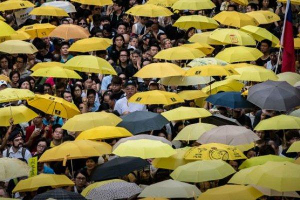 學者談「佔中」一週年:香港的「對抗性」情緒仍在