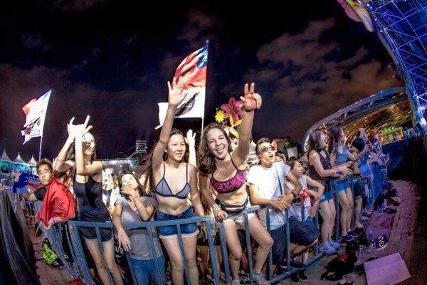 2015日落春浪電子音樂節II 世界首席DJ聯袂霸氣降臨