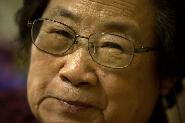 中國首位諾貝爾獎女性得主屠呦呦:我關心的是青蒿素的耐藥性問題