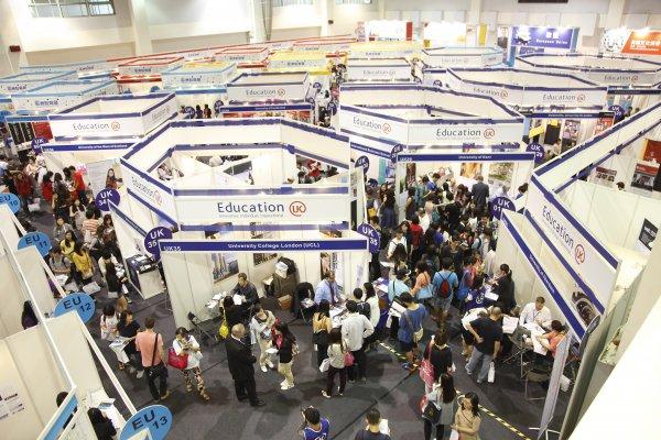 前進歐洲 !2015年歐洲教育展