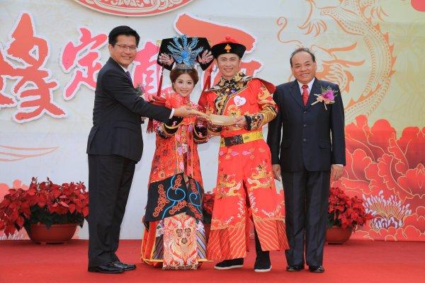台中聯合婚禮「拒同志」挨轟 市府允諾:明年一定開放
