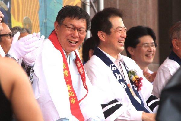 支持台北市設殯葬特區 柯文哲:實務上有需要