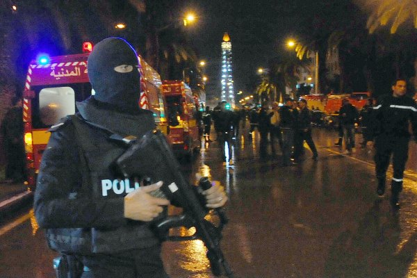 突尼西亞首都遭恐攻 全國進入緊急狀態
